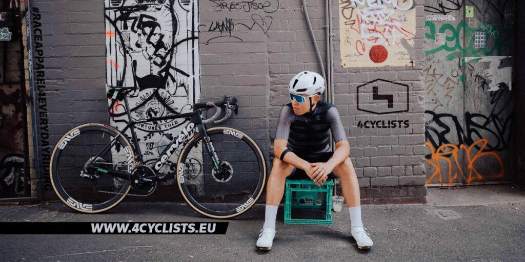 4cyclists velo apģērbs un kafija