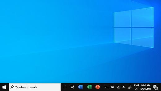 Windows 10 rīkjosla