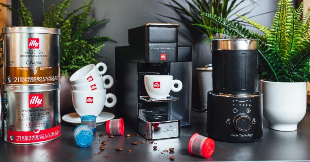 kafijas automāta iegāde